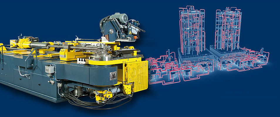 Bending Machines for Boilers and Power Plants